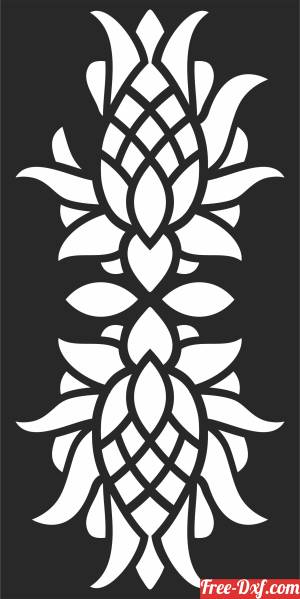 download DECORATIVE  door  decorative  PATTERN free ready for cut
