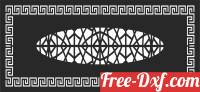 download Pattern Decorative   SCREEN  Wall  Screen   DECORATIVE Door free ready for cut