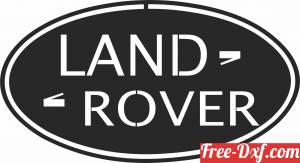 download Land Rover  logo free ready for cut