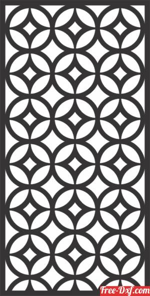 download decorative panel wall separator door patterndecorative panel wall separator door pattern free ready for cut