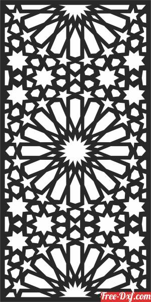download wall   Decorative  Pattern  WALL free ready for cut