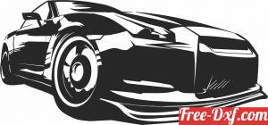 download sport car free ready for cut