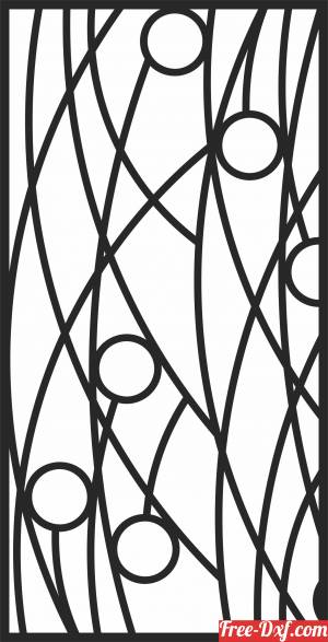 download Wall Decorative   screen  WALL free ready for cut