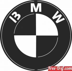 download BMW logo free ready for cut
