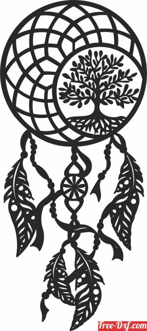 download tree of life wall signs decor free ready for cut