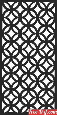 download DOOR   SCREEN   PATTERN  WALL  decorative free ready for cut