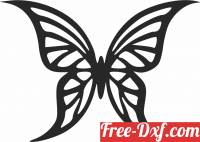 download Butterfly free ready for cut