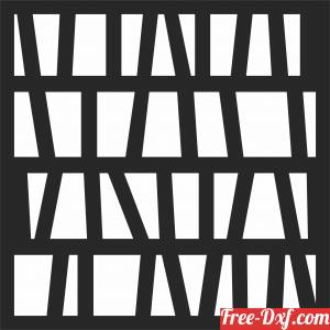 download Screen Wall  DECORATIVE free ready for cut