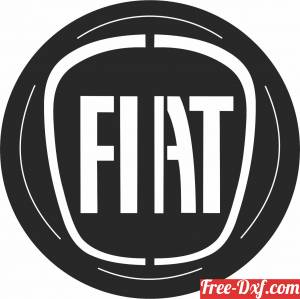download FIAT logo free ready for cut