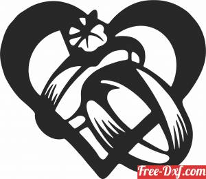 download Wedding rings cliparts free ready for cut