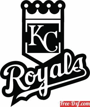 download Kansas City Royals Logo free ready for cut