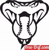 download MLB arizona diamondbacks logo free ready for cut