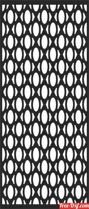 download Decorative   Pattern  SCREEN  WALL free ready for cut