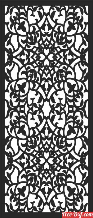 download Screen   Pattern wall  decorative free ready for cut