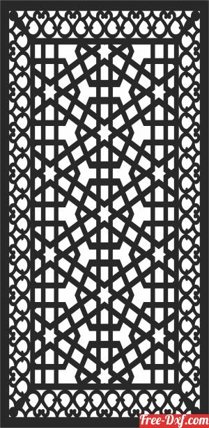 download decorative  SCREEN wall  Decorative free ready for cut