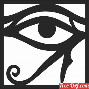 download eye cameo esoteric free ready for cut