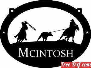 download mcintosh logo sign free ready for cut