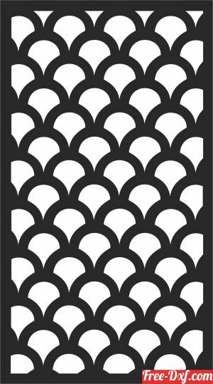 download wall   DECORATIVE  Pattern  SCREEN   decorative free ready for cut