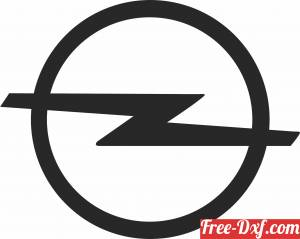download OPEL Logo free ready for cut