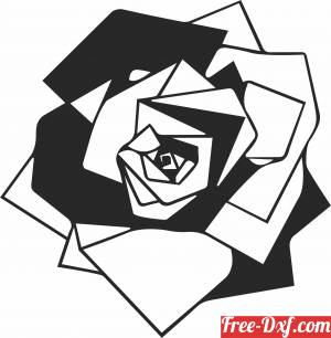 download flower clipart free ready for cut