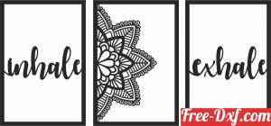 download arts panels wall decor free ready for cut