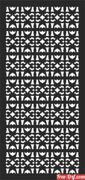download wall  decorative  WALL screen   WALL   DOOR Pattern free ready for cut