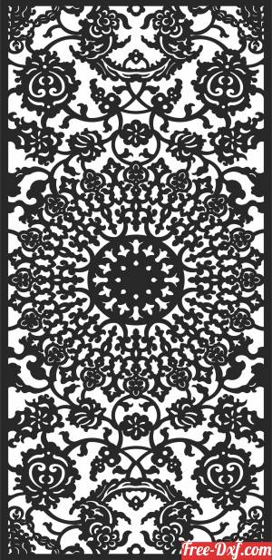 download Pattern   door   Screen  Wall free ready for cut