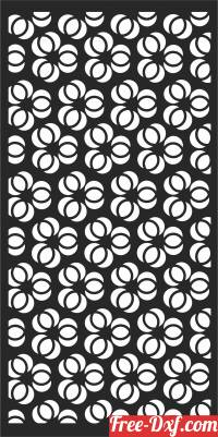 download Screen  PATTERN  decorative   wall DOOR PATTERN  DECORATIVE free ready for cut