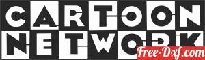 download tv CARTOON NETWORK channel logo free ready for cut