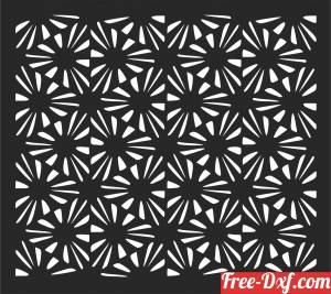 download PATTERN  Decorative  door free ready for cut