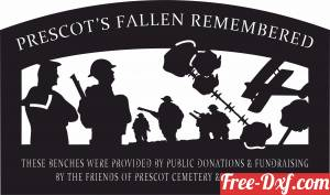 download prescot fallen remembered soldiers scene remembrance day free ready for cut