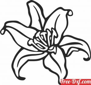 download Floral flowers home clipart free ready for cut