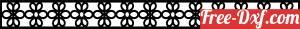 download DOOR   Decorative pattern  Screen  door  DECORATIVE free ready for cut