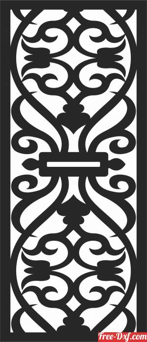 download wall SCREEN   Decorative wall  DECORATIVE  pattern   decorative free ready for cut