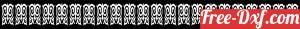 download pattern   decorative Screen pattern  Screen Wall   Pattern free ready for cut