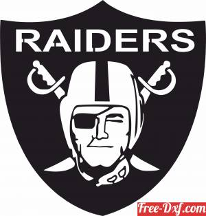 download las vegas raiders Nfl  American football free ready for cut