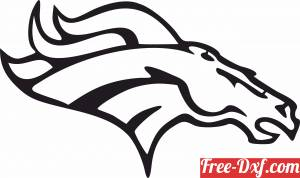 download Denver broncos Nfl  American football free ready for cut