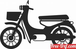 download Motorcycle free ready for cut