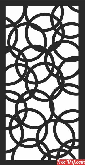 download Pattern   wall screen  wall  SCREEN free ready for cut