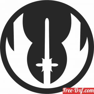 download Star Wars Silhouette clipart free ready for cut