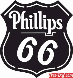 download Phillips 66 Store Gas Man Cave Business Gasoline free ready for cut