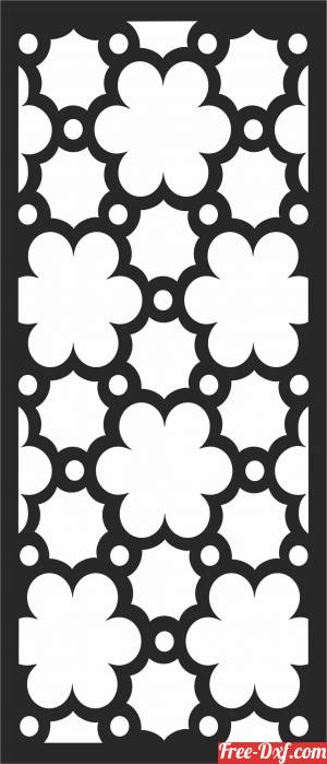 download wall   DECORATIVE PATTERN   wall  screen  Wall free ready for cut