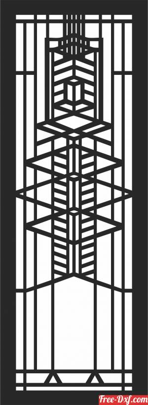 download Pattern   WALL pattern   SCREEN free ready for cut