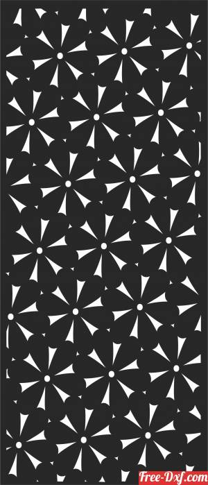 download PATTERN   DECORATIVE   SCREEN  DECORATIVE   DOOR free ready for cut