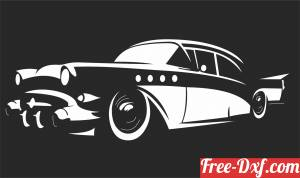 download old car clipart free ready for cut