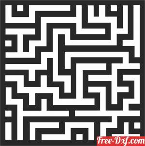 download Decorative  DOOR  wall DECORATIVE  SCREEN  wall Door free ready for cut