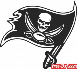 download Tampa Bay Buccaneers nfl logo free ready for cut