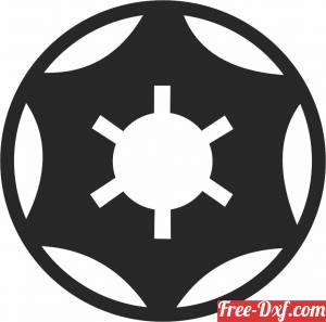 download Star Wars clipart free ready for cut