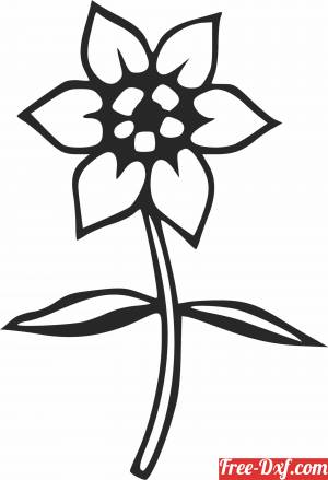 download Floral Roses flowers clipart free ready for cut