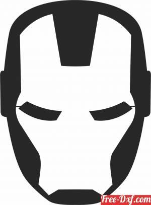download Iron Man  Marvel Avengers Superhero logo free ready for cut